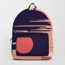 Moonlight + Wine Backpack