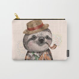 Mr.Sloth Carry-All Pouch