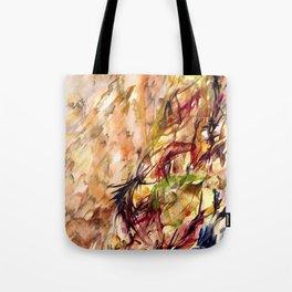 Autumnal Dialog Tote Bag