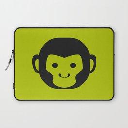Monkey Head Laptop Sleeve