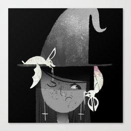 Friggin Bats Canvas Print