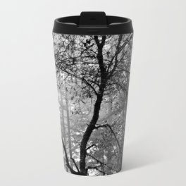 Redwood forest Metal Travel Mug