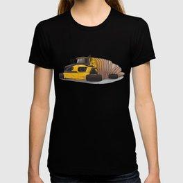 Articulated bread T-shirt