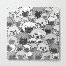 puppies Metal Print