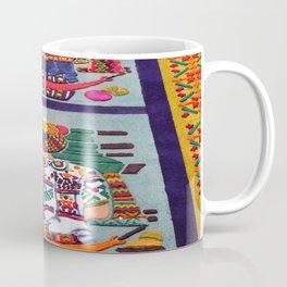 Guatemalan Alfombras Coffee Mug