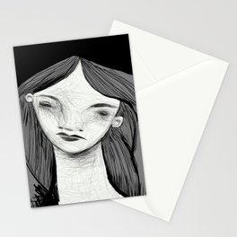 Reverie 001 ~ Digital iPad Sketchbook Drawing Stationery Cards