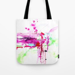 A Mystic Encounter No.1d by Kathy Morton Stanion Tote Bag