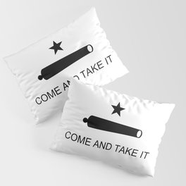 Texas Come and Take it Flag Pillow Sham