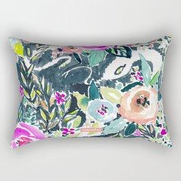 SNAKE IN THE GARDEN Rectangular Pillow