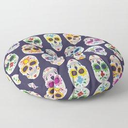 Dia de los muertos Floor Pillow