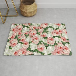 Juliet -  Romantic Roses Rug