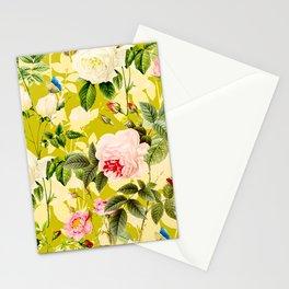 Botanic Floral Stationery Cards