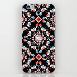 Lovebird Lattice iPhone Skin