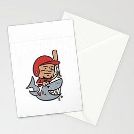 Officially Licensed Gerardo Parra shirt - Parra Shark T-Shirt Stationery Cards