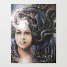Mermaid's Reverie Canvas Print