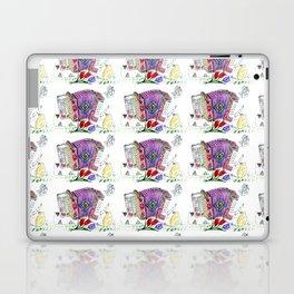 Decorative accordion Laptop & iPad Skin