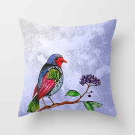 Dicky Throw Pillow