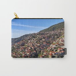 Lagadia is a mountain village in Arcadia, Peloponnese, Greece. Carry-All Pouch
