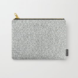 2,173 Pugs on Graph Paper Carry-All Pouch