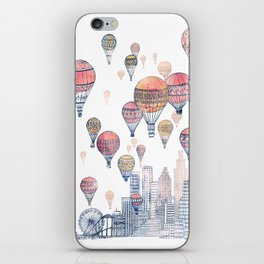 Voyages Over Santa Monica ~ Refresh iPhone Skin