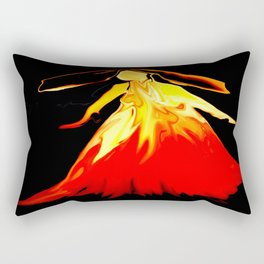 Freedom Dancer Rectangular Pillow