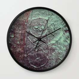Cueva del Indio Wall Clock