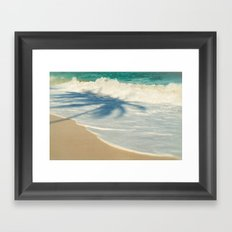 SEA-MY-TREE Framed Art Print