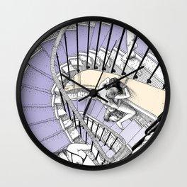 asc 692 - Book cover La Musardine Wall Clock