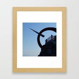 Iconic Busan Framed Art Print