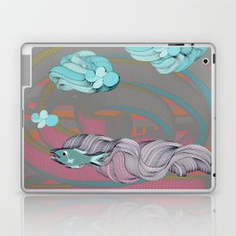 The eternal quest for happiness Laptop & iPad Skin