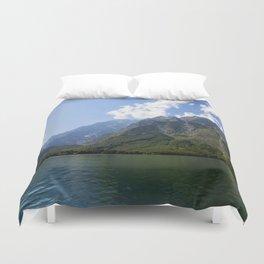 Bavaria - Alpes- Mountains Koenigssee Lake Duvet Cover