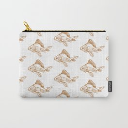 The Goldfish Carry-All Pouch