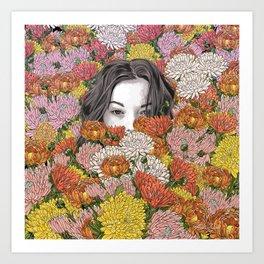 whispers wonder Art Print