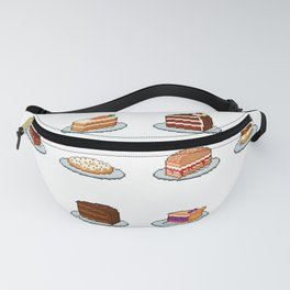 Pixel Cakes Fanny Pack