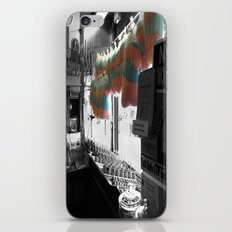 Coney Island Candy Store Cotton Candy iPhone & iPod Skin