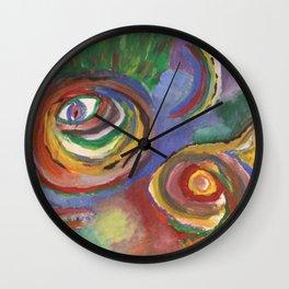 Congo Wall Clock