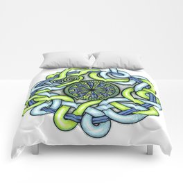 Tangled Serpents Comforters