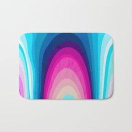 Woodwork Rainbow Tree Bath Mat