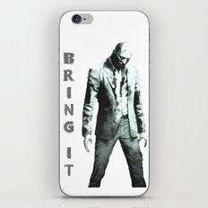 Bring It iPhone & iPod Skin