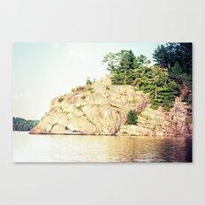 north rock Canvas Print