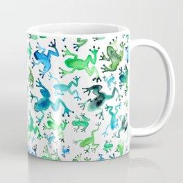 Tree Frogs Coffee Mug