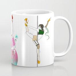 FFVII Pole Series: Tifa Lockhart Coffee Mug