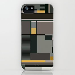 BAUHAUS ARTE iPhone Case