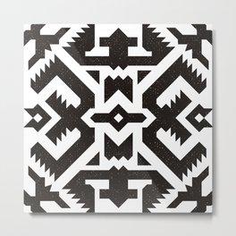 Aztec -//-1 Metal Print