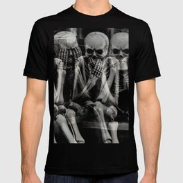 The Bench of Regrets T-shirt