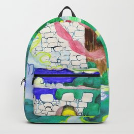 Ivory Tower Backpack