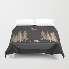 Feeling Small... Duvet Cover
