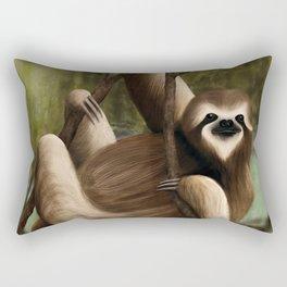 It's a Sloth Rectangular Pillow
