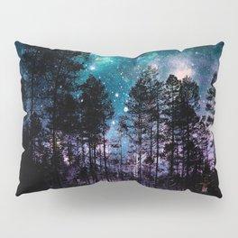 One Magical Night... teal & purple Pillow Sham
