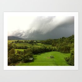Cairns Australia Art Print